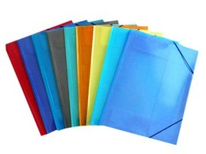 2012 a totally new product file folder with elastic band