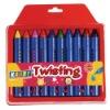 10-color Crayon Set(push type)
