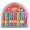12-color 10ml glitter glue set