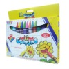 12-color crayon set(middle size)