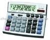 12 digits desktop calculator with IT keyboard KT-2155