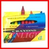 12 oil wax crayon,color crayons,wax colors crayons