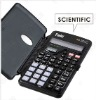 126X72mm,8digits,Time Display Scientific Calculator