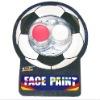 2-color Face Paint(football)