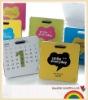 2011 Desk  Calenfar,Cute  printed calendar