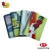 2011 New Notebook & Notepad