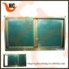 2011 Popular Hotsell Sliding Magnetic Greenboard