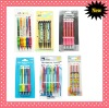 2011 cute mini mechanical pencil by blistercard package