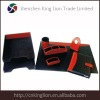 2011 design leather stationary set with seven item