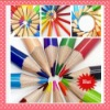 "2012 3.5'' or 7"" nature wooden Color Pencil for school and workers"
