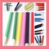 "2012 3.5'' or 7"" natured wooden Color Pencil for school and workers"