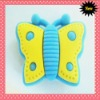 2012 LOVELY SHAPED BUTTERFLY ERASER FOR PROMOTIONAL GIFT WITH BLISTER