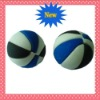 2012 LOVELY SHAPED FOOTBALL ERASER FOR PROMOTIONAL GIFT WITH BLISTER