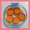 2012 NEW 3D shaped hot sell ANIMAL ERASER WITH BOX