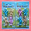 2012 NEW STYPLE OF CARTOON ERASER FOR PROMOTIONAL GIFT WITH BLISTER