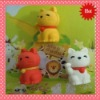 2012 NEW STYPLE OF SHAPED ANIMAL ERASER FOR PROMOTIONAL GIFT WITH BLISTER