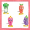2012 PROMOTIONAL VEGETABLE SHAPED PS PENCIL SHARPENER FOR IDEA WITH PROFESSION GRADE AND STUDENT GRADE