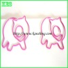 2012 Top Selling Cartoon Metal Clip For Promotional Gift