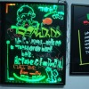 2012 new year gift led writing board