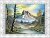 220gsm Oil Painting Canvas & Canvas Painting for printing CY-006