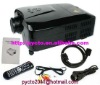 2300lumens home theater projector Support 1080p projector with 3hdmi, Double USB reader