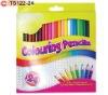 24 Colored Pencil