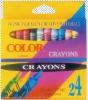 24-color Crayon set