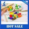 288pcs MOQ for each design ofanimal shape eraser