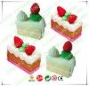 3D iwako cake eraser for children