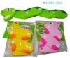 3d Snake shaped Eraser,rubber fancy eraser