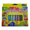 4 colors glitter glue