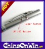 4 in 1 Laser Pointer Pen with LED light - writing Invisible pen