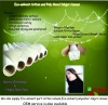 410gsm tight weave cotton blend inkjet printing canvas