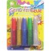 5*6ml Glitter Glue set