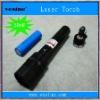 50mW Green Laser Pointer Torch