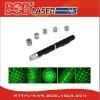 532nm 5mw-200mw five star patterns laser pointer