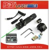 5MW Scope Weaver Rail Mount Green Laser Sight for airsoft/rifle/M4/M16