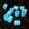 5mm A+ grade fused beads R10 solid color for hama beads perler beads iron beads projects