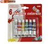 6 Watercolor Paints