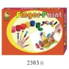 6-color DIY finger paint