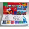 6-color Glass Deco Set