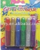 6-color glitter glue