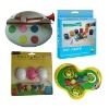 604073 EGG HOLDER PAINTING KIT FOR EASTER