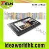 "7"" color e book reader"