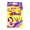 7024A 24colors crayon