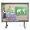 """78"""" finger touch digital  interactive whiteboard (CR series)"""