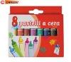 8 Jumbo Wax Crayons