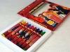 8 Pcs Jumbo Wax Crayon With Color Box