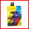 8 color oil wax crayon,color crayons,wax colors crayons