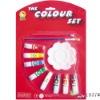 8 colors water color set